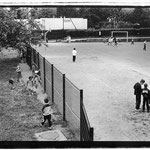 La cour de récré (Ecole des Maradas à Cergy-Pontoise) (2)