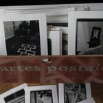 Les lisants, malle cabine, détail