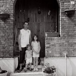 Creil, cité ouvrière  4 rue de Mulhouse, famille Gaultier