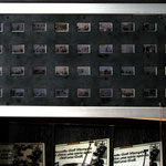 Diapositives Tintin, détail malle-cabine