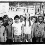 La cour de récré (Ecole des Maradas à Cergy-Pontoise) (3)
