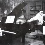 Les répétitions du Quintette, la campagne à Paris (1)