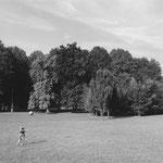 Abbaye de Maubuisson, le parc