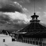 présentation de la série  Les toitures du siège central, Crédit-Lyonnais 1991