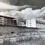 Cergy-Pontoise, 12 communes, la caserne Bossut et l'université des sciences, août 1999 (5)