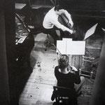 Les répétitions du Quintette, la campagne à Paris (2)