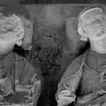 Le gisant des Enervés; pierre, 30 août 2008, 16h