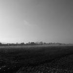 Vexin, le cimetière d'Auvers-sur-Oise  16 novembre 2010, 11h