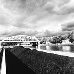 Cergy-Pontoise, 12 communes, le nouveau pont ferroviaire (25)