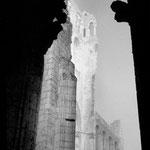 Vue sur la tour lanterne, 28 décembre 2002, 10h
