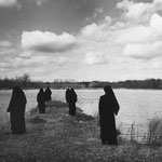les nonnes de St Michel en Brenne 8 février 2000 13h30