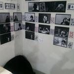 デザイン・フェスタVOL.40展示風景
