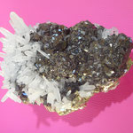 pyrite quartz sphalerite
