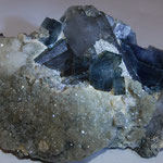Minéraux de Panasqueira (Portugal)