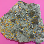 quartz sphalérite réalgard orpiment