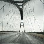 Fehmarnsundbrücke mal anders