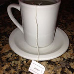 Peace in a tea bag