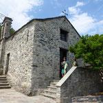 La petite chapelle de Castellana