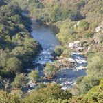 L'eau est très présente en Galice