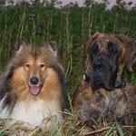 Bev und Rena