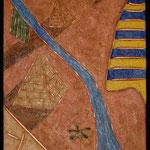 """Egypte---2004---12"""" x 24""""---SOLD/VENDU"""