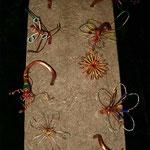 """Concrete Jungle / Jungle de béton----2004----11.5"""" x 24"""" x 9""""---NFS/PAV"""