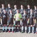 A-Junioren 2016/17 2. Platz Leistungsstaffel und damit Aufsteiger in die Bezirksstaffel