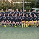 B1 und B2-Junioren 2014/15