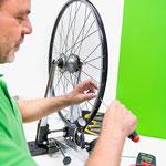 Service Werkstatt e-motion e-Bike Welt Bielefeld