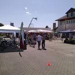e-Bike Probefahren in Meckenbeuren