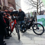 Stromer und Grace e-Bikes Worms