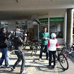 ZDF Fernsehen beim eBike Experten e-motion