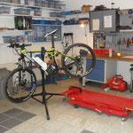 Haibike Service Werkstatt
