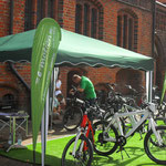 ebike Messestand Hannover