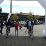 e-Cross e-motion e-Bike Welt Bielefeld