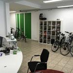 Die e-motion e-Bike Welt Bochum ist umgezogen
