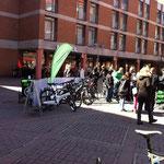 Altstadt elektrisiert 2013 Hannover e-Bikes