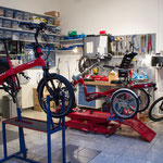 Wartung e-Bike
