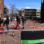 Altstadt elektrisiert 2013 Hannover Segways