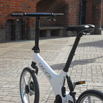 Gocycle e-Bike in Hannover