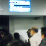 3/27 新宿バスターミナル