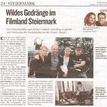 Kleine Zeitung, August 2008