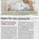 Sonntags Blatt, August 2010 (ein seltener Auftrag der Diözese Graz - Seckau)