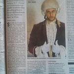 """""""Steirer des Tages"""", Kleine Zeitung"""