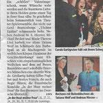 Kleine Zeitung, 16. Juli 2016