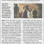 Kleine Zeitung, Jänner 2013