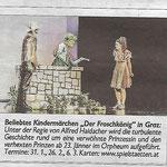 Kronen Zeitung, 22. Jänner 2016