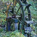 Zainhammer ( altes Wasserrad )