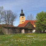 Pfarrkirche St.Michael in Wiesau