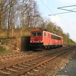 155 202 Lz in Niederau Richtung Riesa